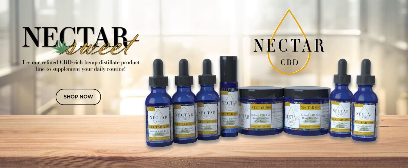Nectar CBD Products
