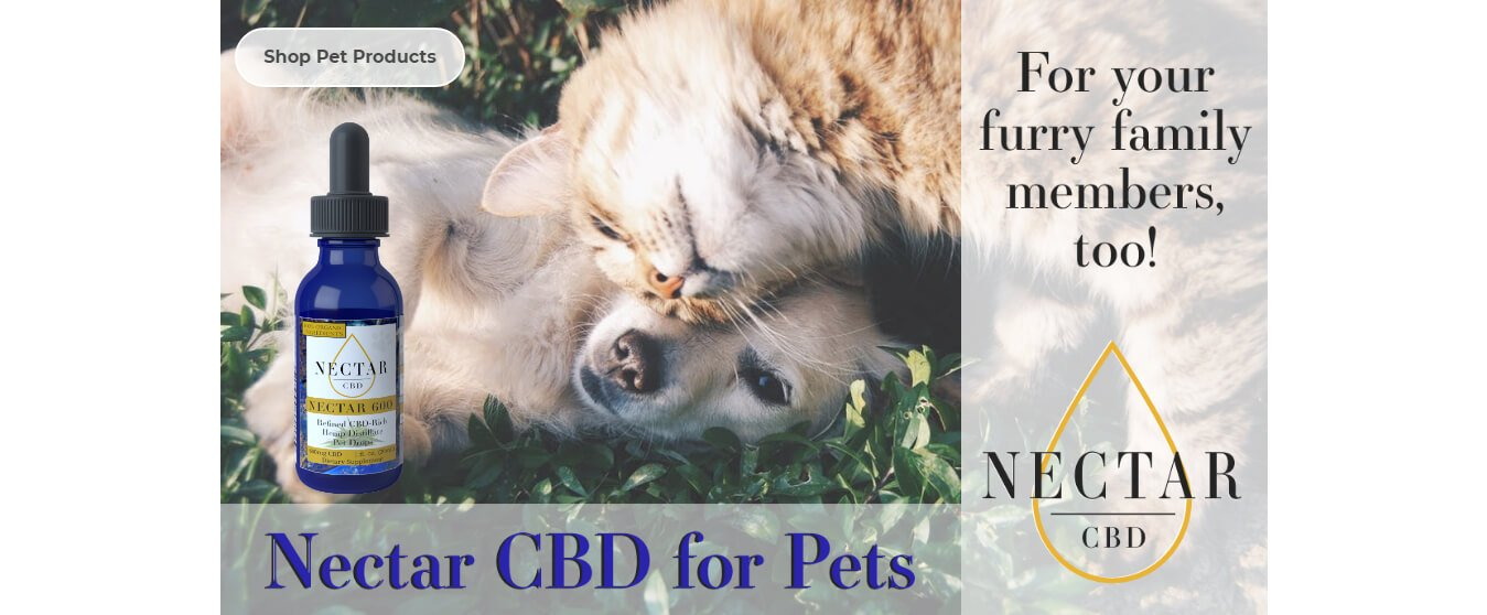 Nectar CBD for pets